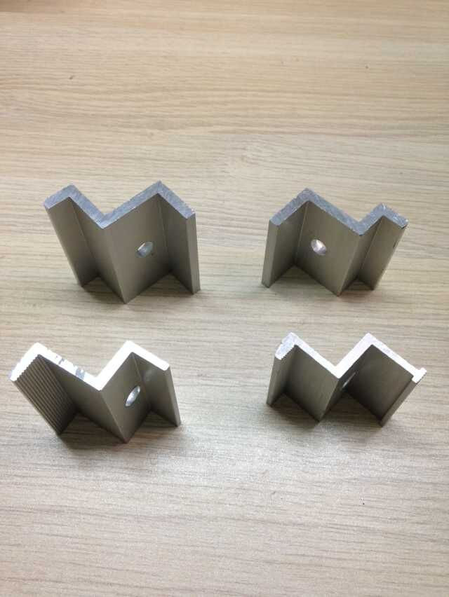 Edge pressing block (Aluminium alloy)